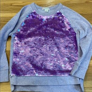 Other - Purple crew cuts sweatshirt size 4/5